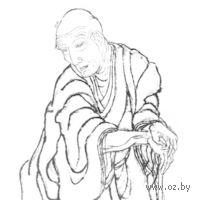 Кацусика Хокусай - фото, картинка