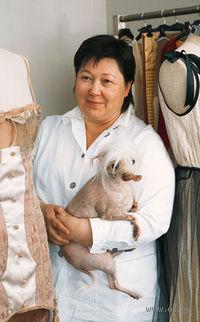 Татьяна Парфенова. Татьяна Парфенова
