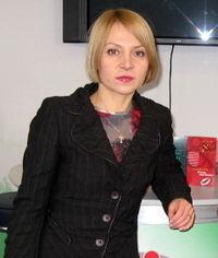Ольга Тарасевич. Ольга Тарасевич