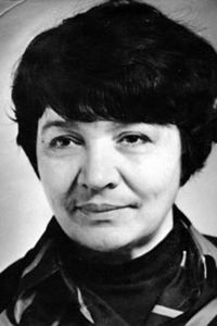 Римма Петровна Алдонина
